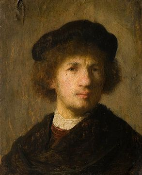 Selbstbildnis, Rembrandt