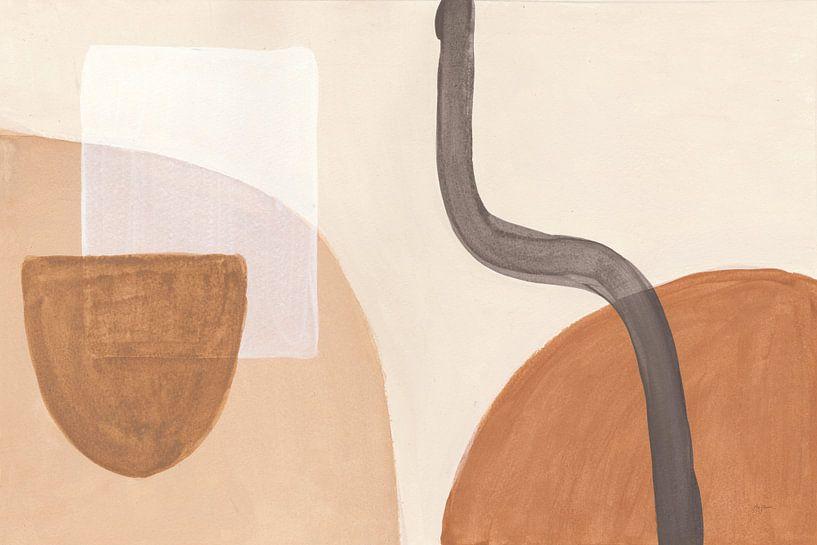 Sandy Balance I, Mary Urban von Wild Apple