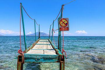 """Samos """"Pappa Beach"""" Griechenland von Patrick Löbler"""
