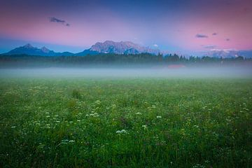 Zomer in Karwendel