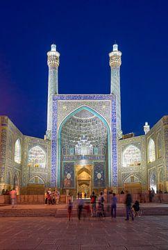 De Moskee van de sjah in Isfahan van Jeroen Kleiberg