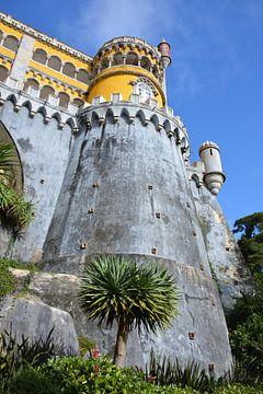 Die Burg von Penha in Sintra Portugal von My Footprints