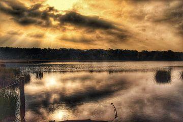 Oude meer von Angela Wouters