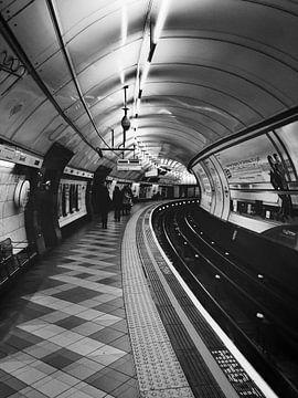 Underground London von Erik Wennekes