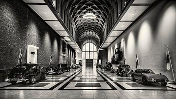 Flur Louwman-Museum von Rob Boon
