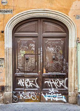 Romeinse deur van Graham Forrester