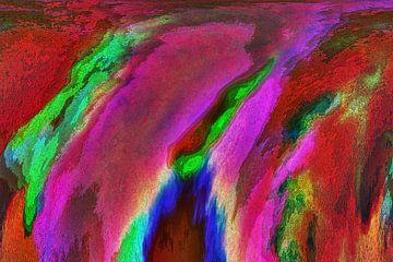 Kleurrijk leven van Jolanta Mayerberg