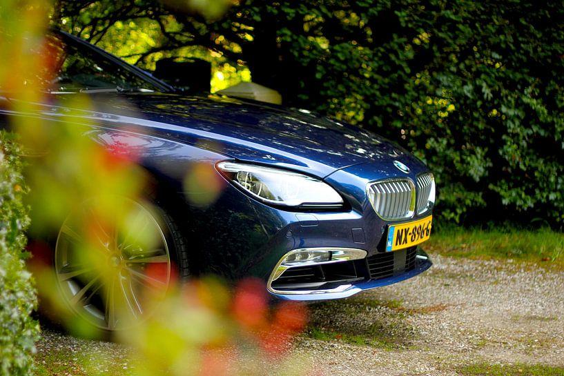 BMW 6-serie Cabriolet van Maarten van Hemel