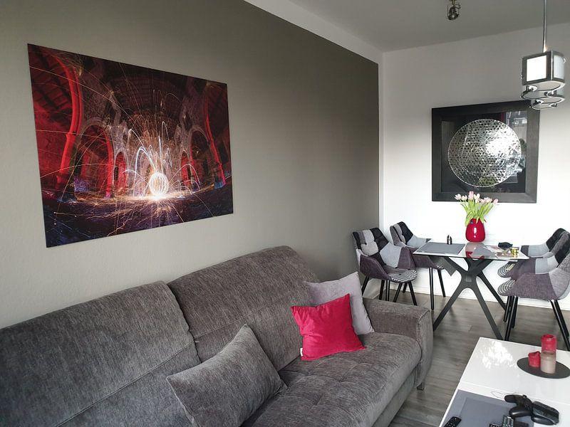 Photo de nos clients: Magie met licht sur Lucia Esplashir, sur aluminium