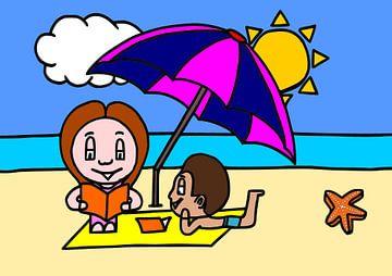 SUZ - zum Strand (Sommer) von AG Van den bor