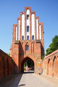 Friedländer Tor, Neubrandenburg, Mecklenburg-Vorpommern van Torsten Krüger