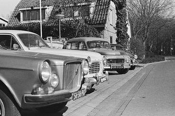 Oude Volvo's van Maikel Brands