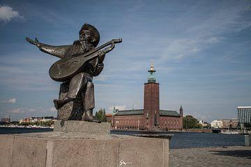 Stockholm, Zweden van Sebastiaan Aaldering