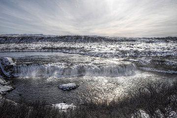 Wasserfall von Agostino Lo Coco