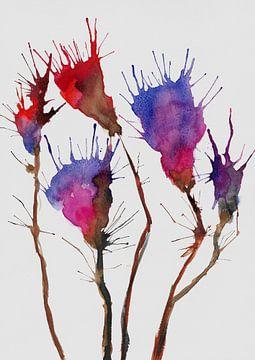 Florale von Angel Estevez