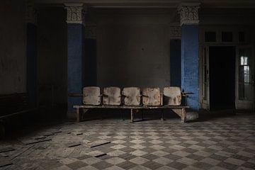 Das Wartezimmer von Maikel Brands