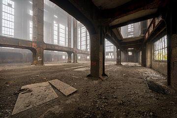 urbex Erkundungskraftwerk | ECVB Centrales electriques von Steven Dijkshoorn