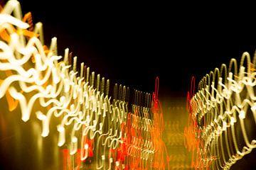 Lights on the road 3 von Stoka Stolk