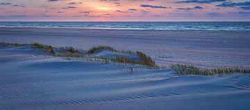 Sonnenuntergang auf Vlieland von Henk Meijer Photography