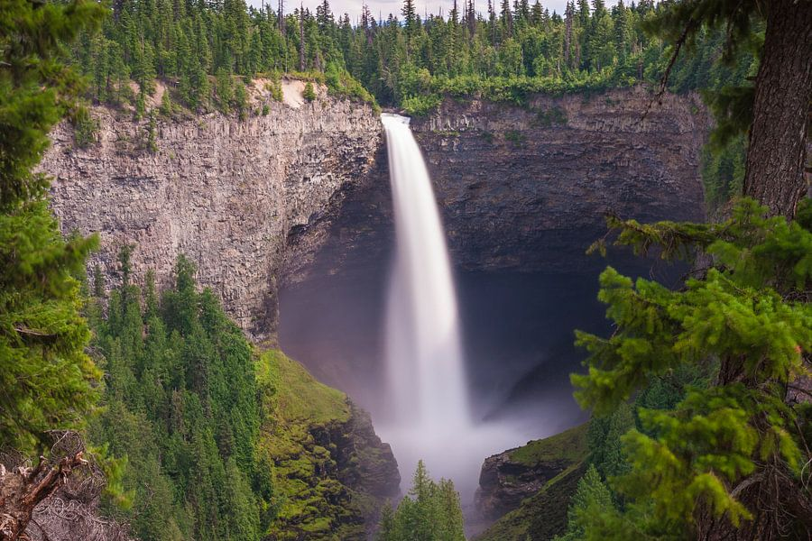 Helmcken Falls van Ilya Korzelius