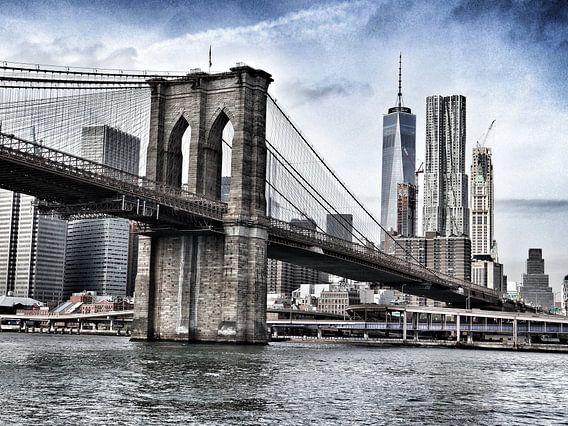 Manhattan, New York City, USA van Roger VDB