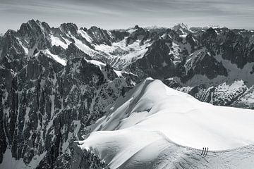 Vallée Blanche Chamonix von