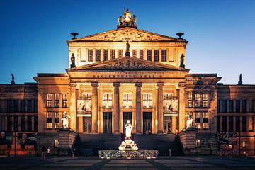 Konzerthaus Berlin Gendarmenmarkt sur Alexander Voss