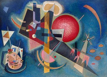 Im Blau - Wassily Kandinsky
