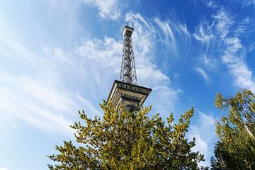 Berlijnse radiotoren van Frank Herrmann