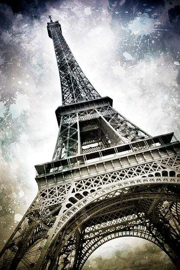 Modern-Art PARIS Eiffel Tower II