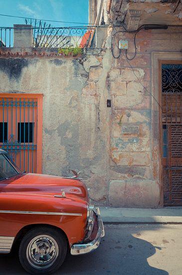 Voiture cubaine van Arnaud Bertrande