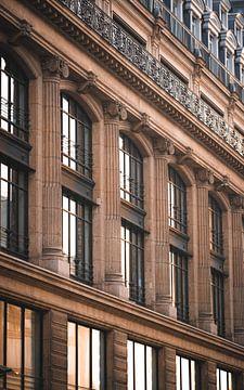 L'architecture parisienne sur Jordi Sloots
