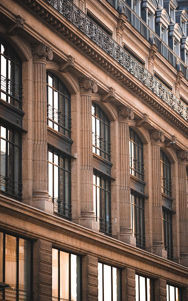 Parijse architectuur van Jordi Sloots