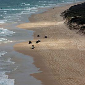 Fraser Island, Australien von Wouter Sikkema