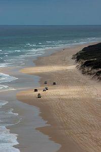 Fraser Island, Australie van Wouter Sikkema