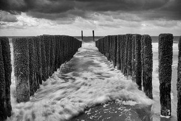de ziedende zee van Jeannette Kliebisch