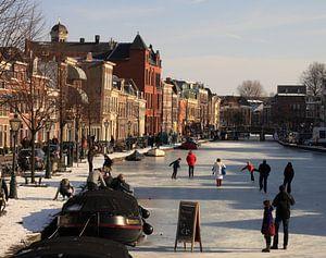 Winters Leiden (i) van