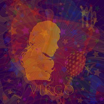 Horoscoop Maagd I JM0914 van Johannes Murat