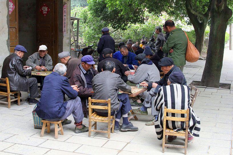 Casino in China van Inge Hogenbijl