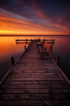 Sonnenuntergang von Marvin Schweer