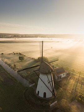 Die Sumpffabrik bei Lienden von Albert Lamme