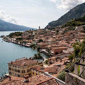 Salò aan het Gardameer - Italië van Frens van der Sluis