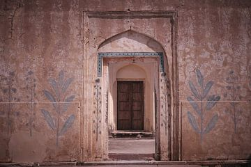 Amber Fort Jaipur von Karel Ham