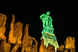 Herkules bei Nacht von Stephan Zaun