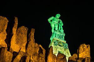 Hercules bij nacht