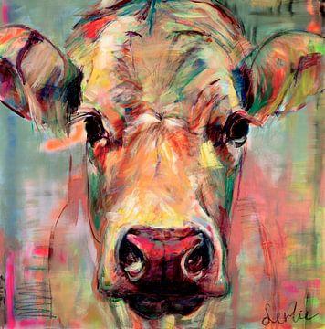 Jane, la douce vache