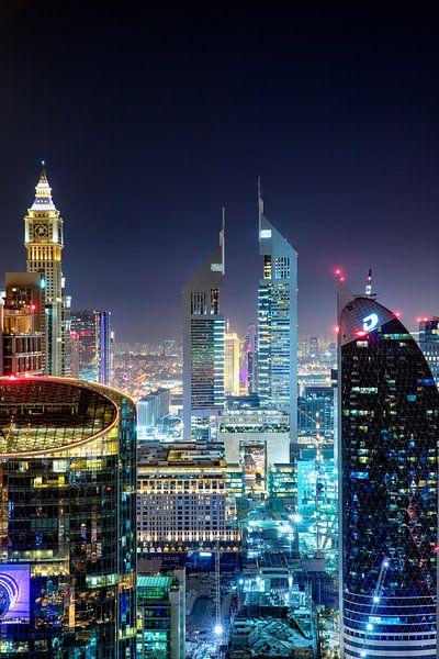Jumeirah Emirates Towers Hotel van Rene Siebring