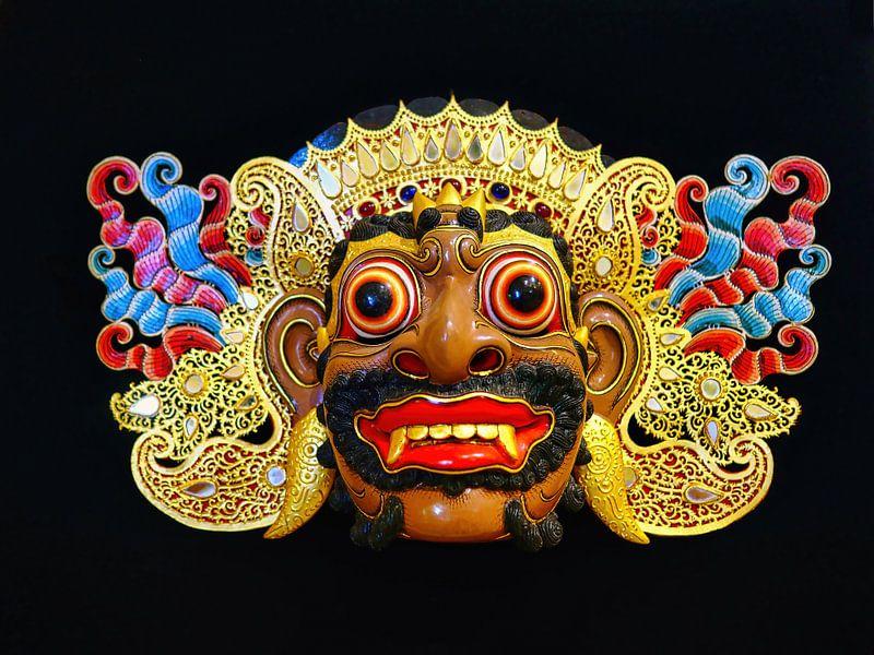 Barong Maske von Eduard Lamping