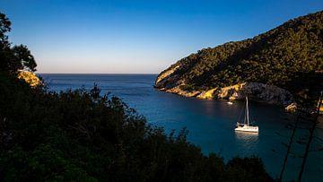 Bucht von Cala Llonga von Alexander Wolff