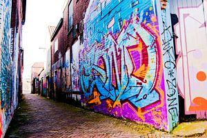 Graffiti in Leeuwarden